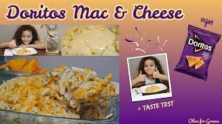 Doritos Mac and cheese [vegan + Taste Test]