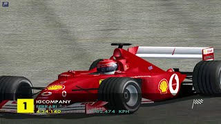 F1 2002 PC Gameplay HD