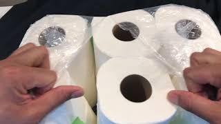 Fiora Toilet Tissue Unboxing
