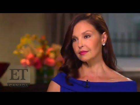Ashley Judd Talks Harvey Weinstein On 'GMA'