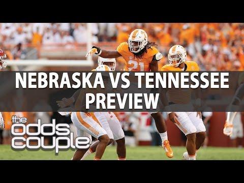 Music City Bowl Pick I Odds Couple I Nebraska Cornhuskers vs Tennessee Volunteers