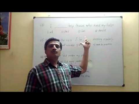 English Grammar For MPSC Examination