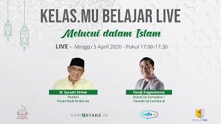 Belajar Live: M. Quraish Shihab & Pandji Pragiwaksono - Melucui dalam Islam
