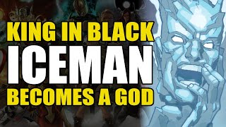 King in Black is a comic book event written by Donny Cates with art by Ryan Stegman, and will be published on 2020 by Marvel Comics. It is continuation to ...