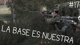 DayZ Standalone | #17 | LA BASE ES NUESTRA | Gameplay Español