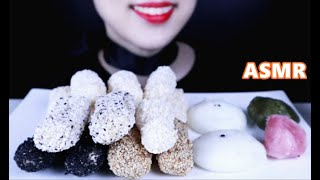 ASMR korean traditional food m…