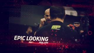 Fight Night Opener After Effects Template
