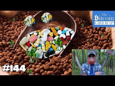 The Bitcoin Group #144 - Market-Based Soft Fork - ICO Madness - Drugs or Coffee - Exchanges