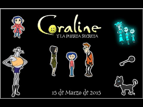 Solucion De Coraline Y La Puerta Secreta Walkthrough Youtube