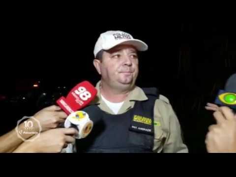 Atiradores abrem fogo e matam três em chacina na MGC 354 em Patos de Minas