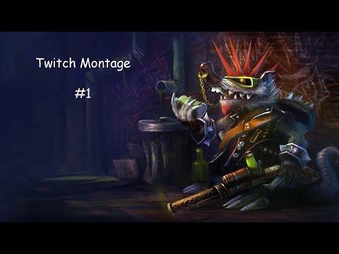 League of Legends - Twitch Montage #1