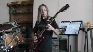 AC/DC THUNDERSTRUCK COVER JEM (BELPER SCHOOL)