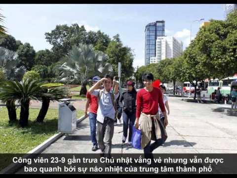 The Winning Team of JCI Central Saigon - clip 20141108