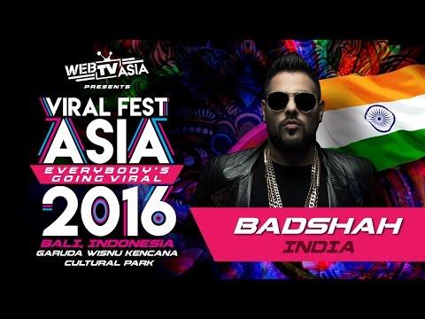 Viral Fest Asia 2016 - Badshah (India) Performance