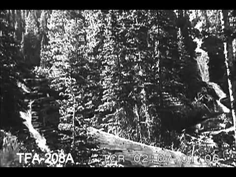 Waterton - Glacier International Peace Park, 1930s