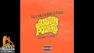 JuJu x TazzMainey [F.A.F] ft. Pok'Chop - Austin Powers [Prod. Ricky D.] [Thizzler.com]