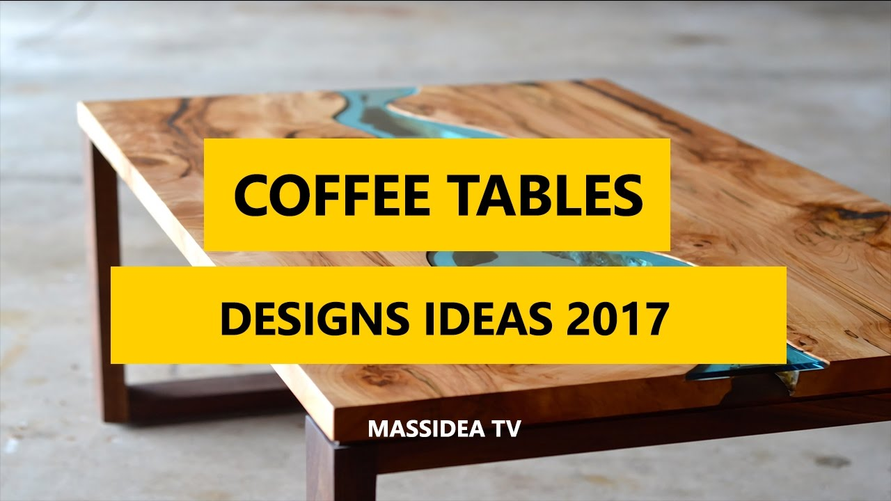 Unique Coffee Tables 50+ unique coffee tables designs ideas 2017 - youtube