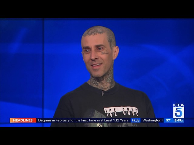 Travis Barker on his Upcoming 12th Annual MUSINK Music Festival and Tattoo Convention