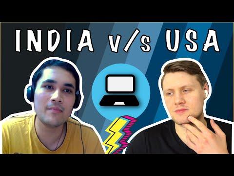 USA vs. India - Software Engineering || Demystifying Salaries || Startups v/s FANG