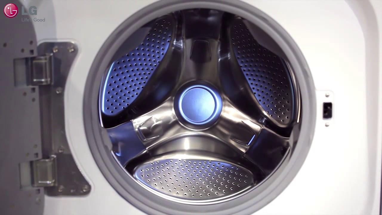 Lg Washer Utilizing Steam Cycle