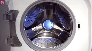 LG Washer - Utilizing Steam Cycle