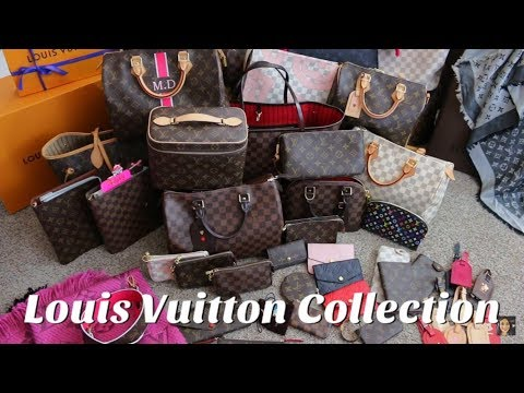 Louis Vuitton Collection 2017 | Minks4All