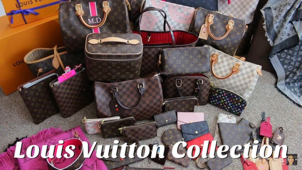 b19f3fbde0 Louis Vuitton Collection 2017 | Minks4All