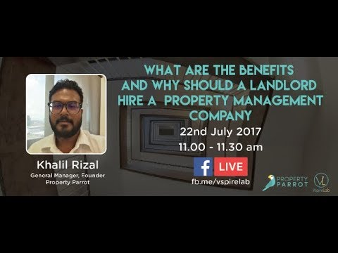 Property Parrot : Proptech - Enhancing real estate industry efficiency | Khalil Rizal
