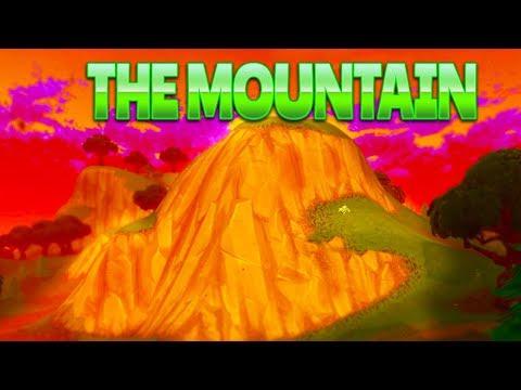 THE MOUNTAIN (Fortnite Battle Royale)