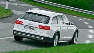 Audi A6 Allroad 3.0 TDI - Edler Gelände-Kombi