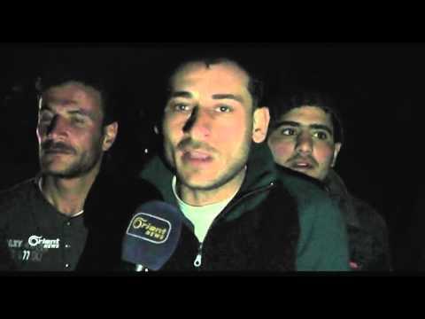 أهالي الغوطة الشرقية  يؤكدون لأورينت نيوز أن المساعدات لاتكفيهم