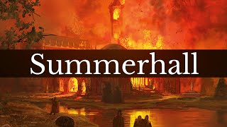 Summerhall: the tragedy that started Game of Thrones