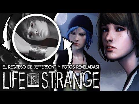 Life is Strange:Comic -¿¡Regresarán Jefferson y Rachel!? + El Resto de las Variantes! [Análisis] thumbnail