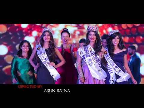 MISS SUPER GLOBE - INDIA 2018. OFFICIAL VIDEO