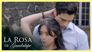 La Rosa de Guadalupe: Bárbara utiliza a Bruno por interés   Hablar con el corazón