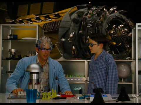 Thunderbirds Movie Geek Father & Son