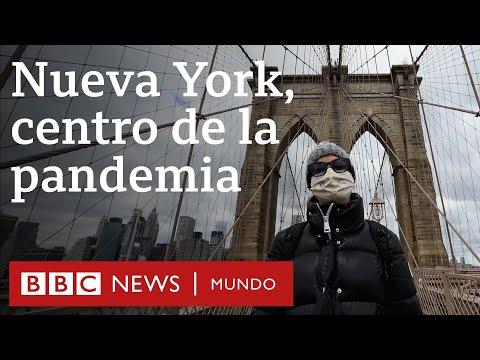 Por qué el coronavirus ha golpeado mucho más duro en Nueva York que en California | BBC Mundo