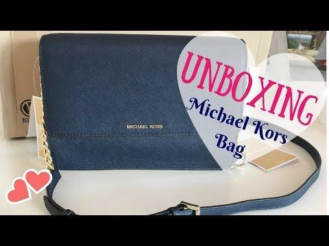 "Michael Kors ""Daniela"" UNBOXING ♡ // YOOX Haul"