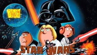 Family guy - Star Wars VII final traler (Parody)