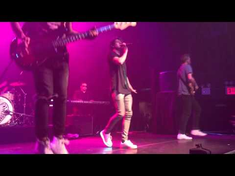 Ordinary - Ricky Dillon live in NYC AliveGoldTour