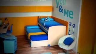 Small bedrooms for children غرف نوم صغيرة للاطفال