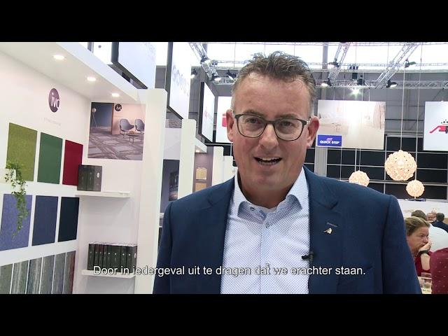 Richard Lensen van Peitsman promoot de interieurvakman m/v