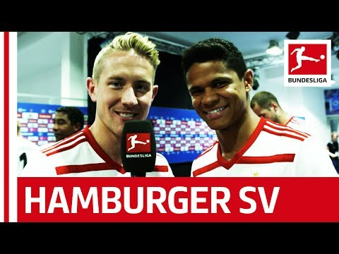 Holtby, Hamburg's Reporter – Collecting Quotes from Müller, Wood & An U21 Euro Champion