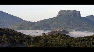 Hiking Bible rock ( Bathalegala) Sri Lanka - බතලේගල කඳු තරණය.