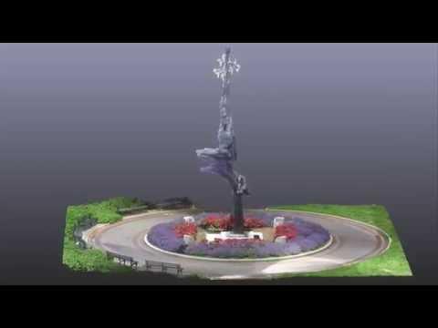 Rocket Thrower at Flushing Meadows Corona Park