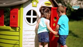 310263 Domček pre deti Jura Lodge Smoby