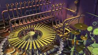 [Animusic] - Pipe Dream
