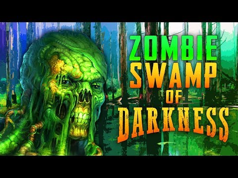 ZOMBIE SWAMP OF THE DARKNESS (Call of Duty Zombies)