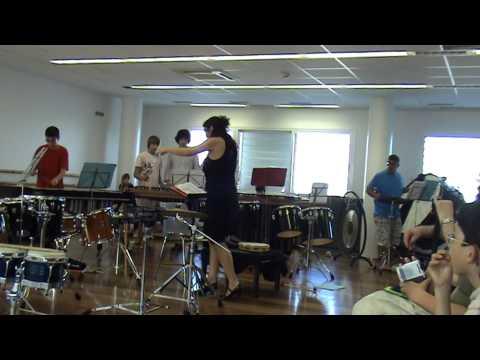 2011.(4) 8-Concert de percussió clàssica. EMCA. La Bòbila.