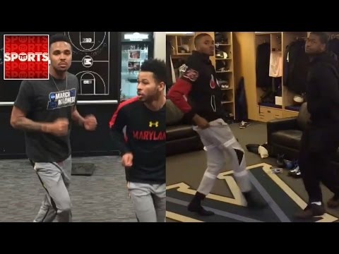 "New ""My Boo"" Dance Is TAKING OVER Basketball [#RunningManChallenge]"